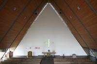 Die Johanneskirche im Norden Sindelfingens